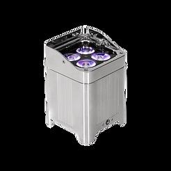 PROLIGHT Smartbat Plus Chrome RGBW LED Uplighter