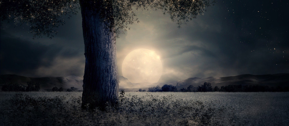 Working with the Full Moon