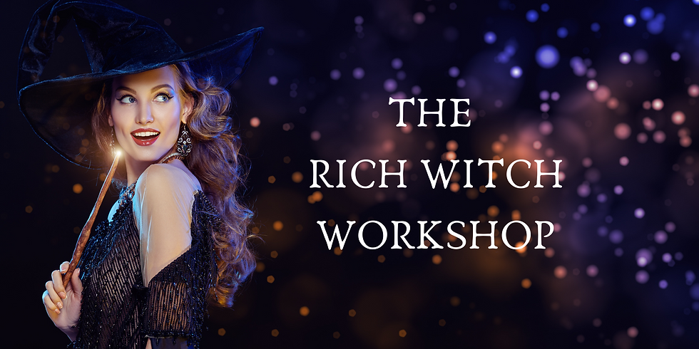 The Rich Witch Workshop