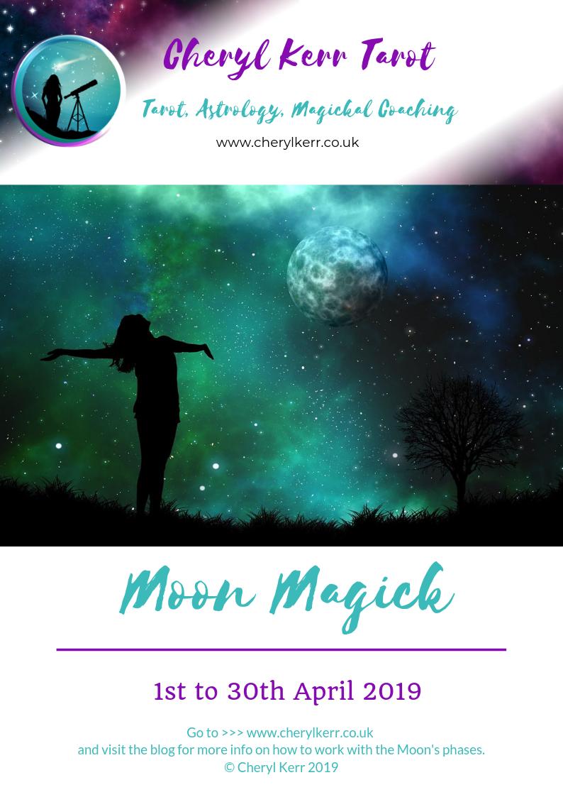 Moon Magick Workbook