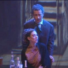 La Boheme scene from The Singer