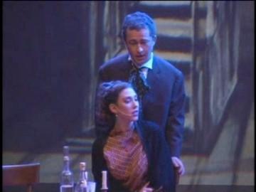 La Boheme scene from The Singer