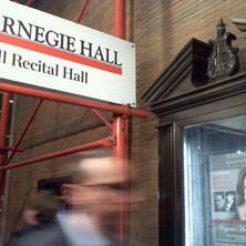 Charity Concert at Carnegie Hall