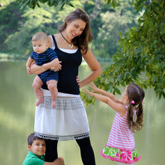 """""""Mom Life"""" - Commercial/Modeling Promotional Photo"""