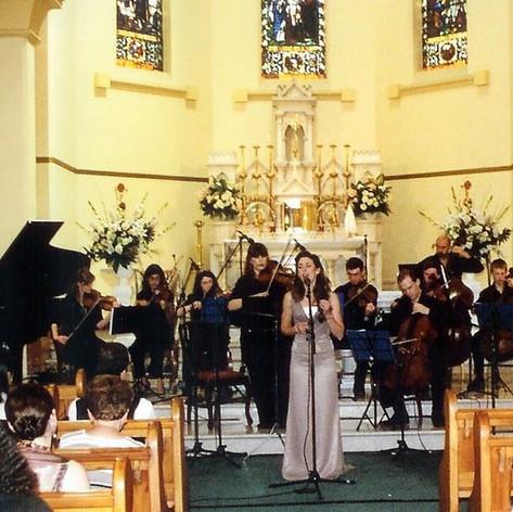 Concert in Sydney, Australia