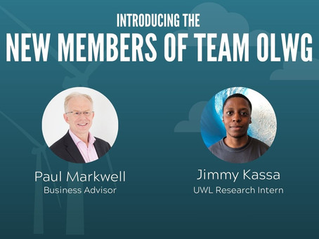 Team Olwg Continues to Grow