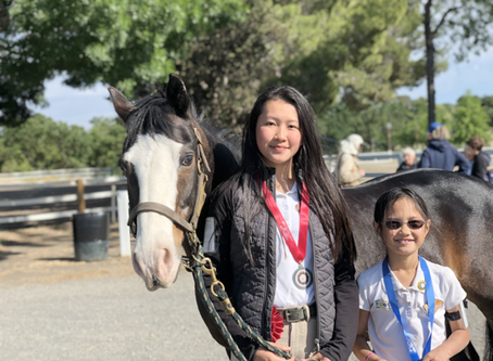 Glenoaks Pony Club Riding Center Members Successfully Compete at Regional Rallies; Next Stop, Champi