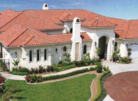 Clay Versus Concrete Roof Tiles