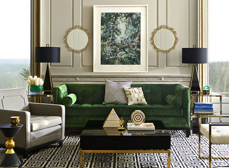 Top 4 Interior Design Trends For 2019