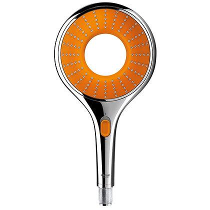 Ducha de mano Icon naranja ecojoy cromo