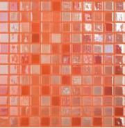 Mosaico Vidrio Lux Orange 31.6x31.6