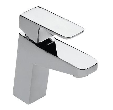 Grifería Squadra lavamanos monocontrol baja cromo