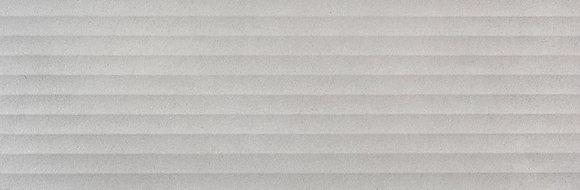 Cerámica Basic Dec Taupe Strutturado Rect 30x90