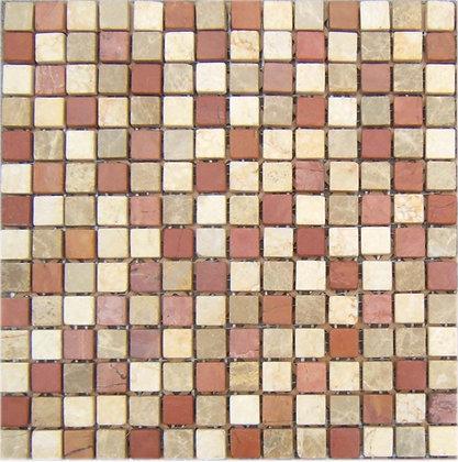 Mosaico Piedra Lr-20-3 Mult 30.5x30.5