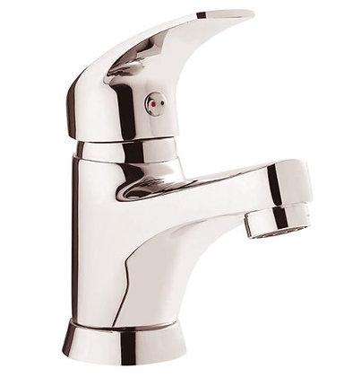 Grifería New Standard lavamanos monocontrol baja cromo