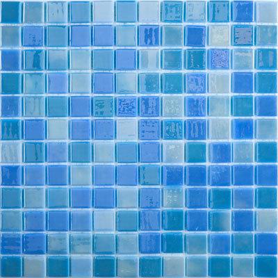 Mosaico Vidrio Lux Light Blue 31.6x31.6