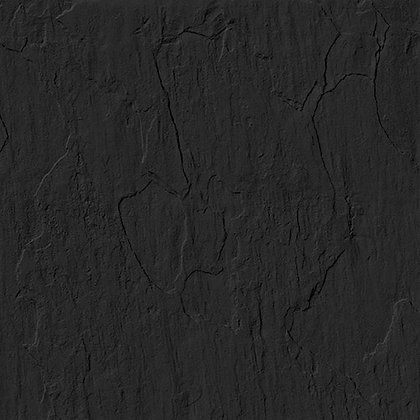Cerámica Pizarra Negro 45x45