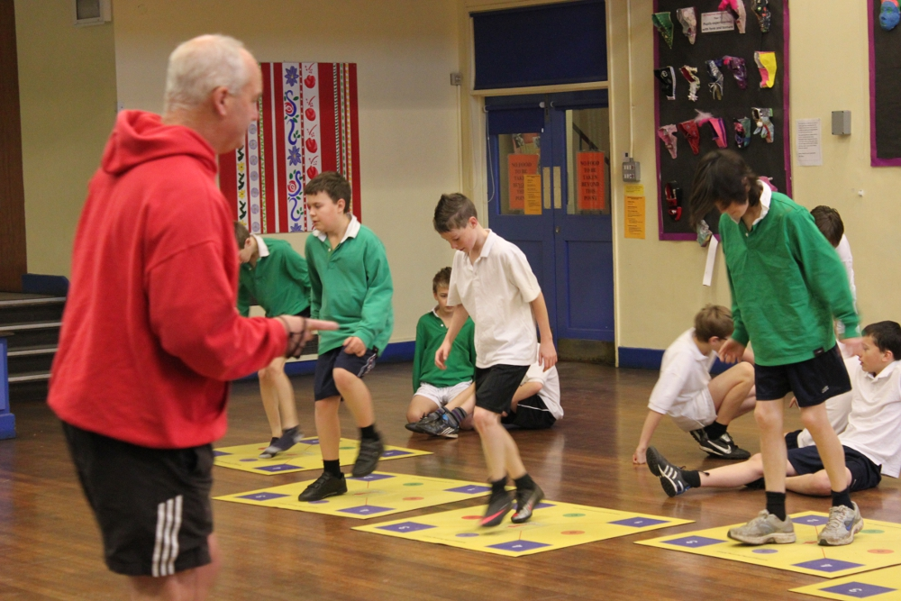 Schools - Dynamic Movement Skills