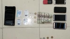 En Orellana 3 detenidos por trafico de drogas