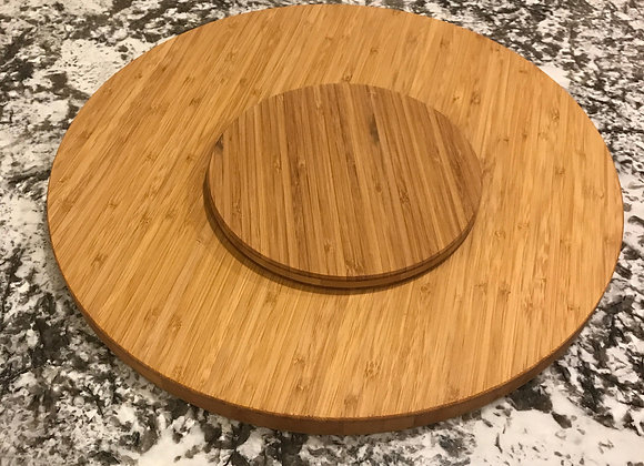 Circle cutting board / Hot pad