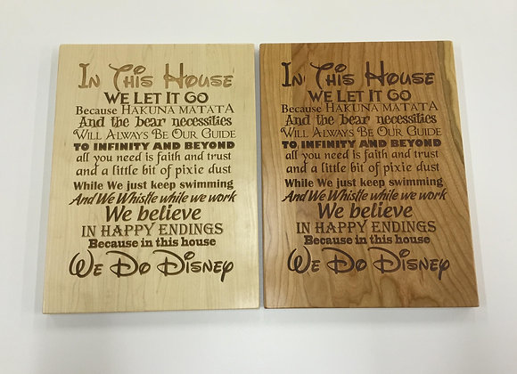Disney & Geek tablet