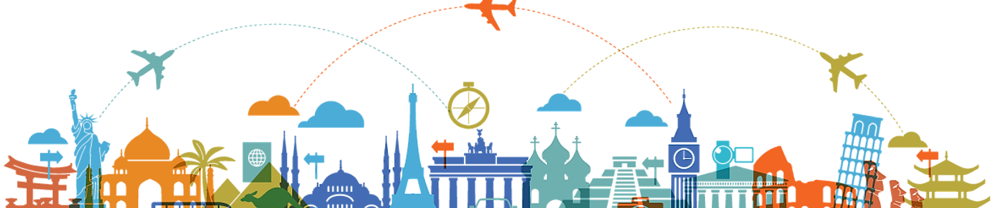 Plane booking for visa application