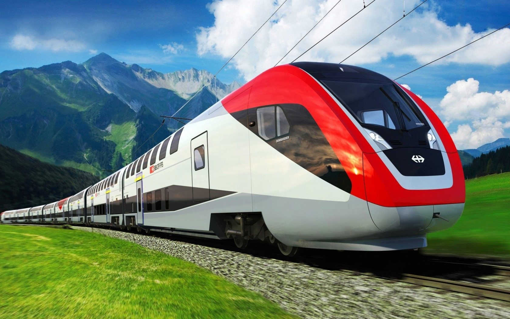 TRAVEL EUROPE WITH EURO RAIL