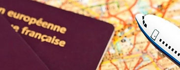 Itinerary for visa , booking for visa