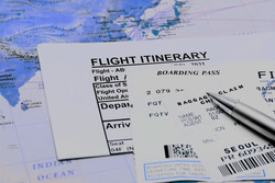 FLIGHT ITINERARY