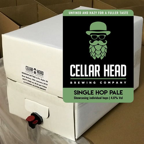 10L Beer in a Box Single Hop Pale