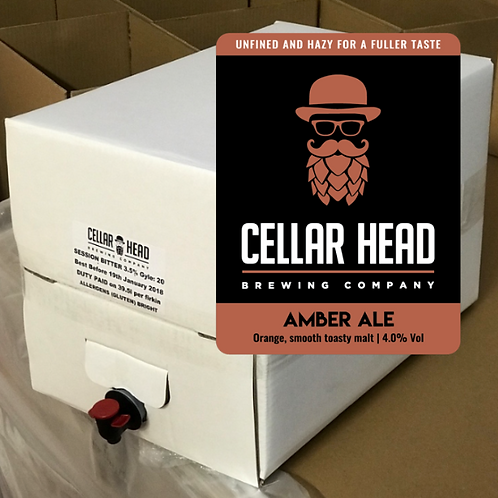 10L Beer in a Box Amber Ale