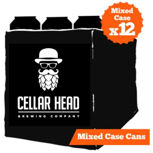 Cans Mixed Case (x12)