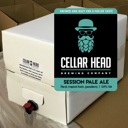 10L Beer in a Box Session Pale Ale