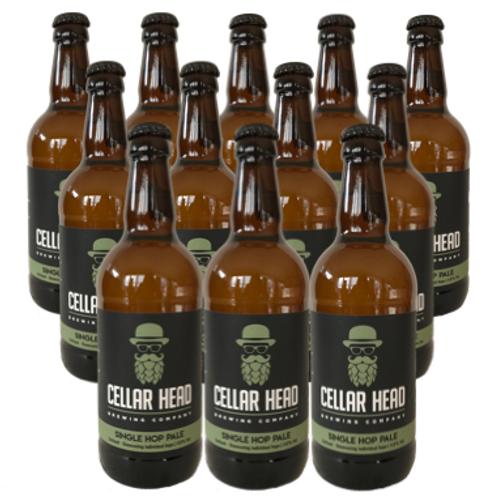 Single Hop Pale (500ml bottle)