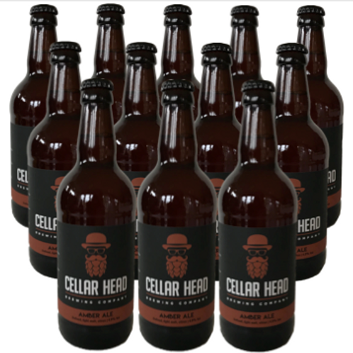 Amber Ale (500ml bottle)