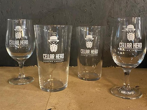 Cellar Head glass