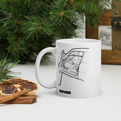 Rover 2000 Interior Mug