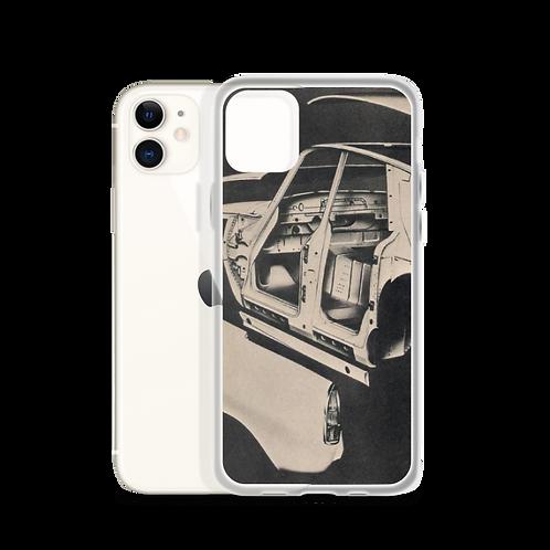 P6 Body Panels iPhone case