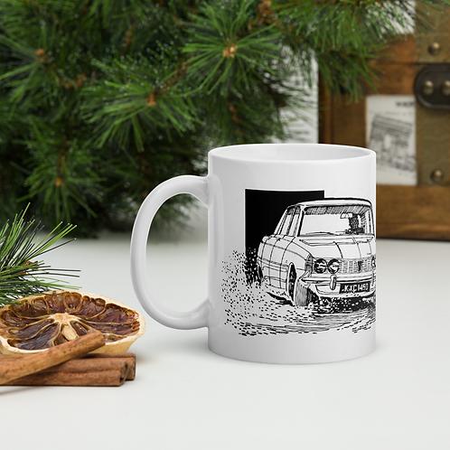 Rover 2000 TC Artwork Mug