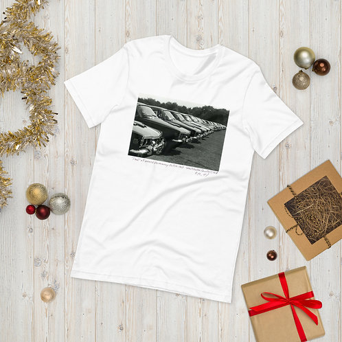 Lines Of Rover T-Shirt