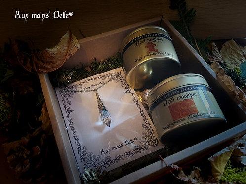 "Coffret ""Noël magique"" (Cristal Swarovski®)"
