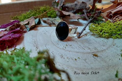 Indis (cristal Swarovski®) (Noir)