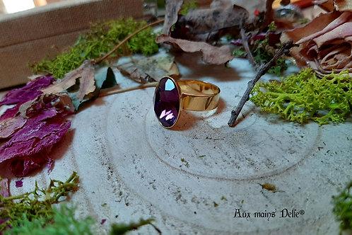 Lila (DORE) (cristal Swarovski®) (Violet)