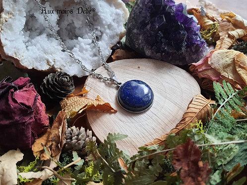 Médaillon d'Eowyn (lapis Lazuli)