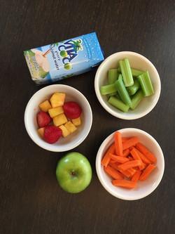 Nuestro saludable y aún delicioso menú ofrece una aproximación natural a una nutritiva y suave desin