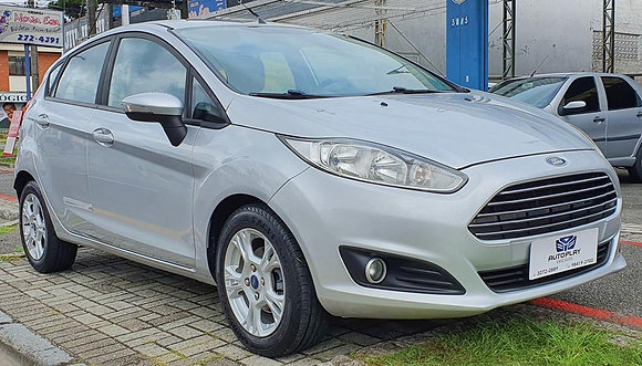 NEW FIESTA 1.6 | FLEX | 2014