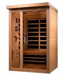 Low EMF Far Infrared Sauna