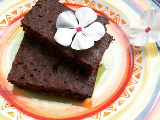 Gluten Free Coconut Brownie