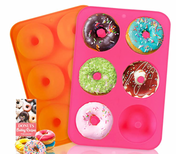 Donuts Silicone Molds