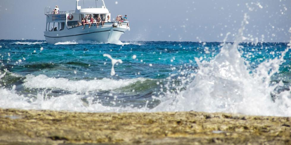 Visita a Peñíscola desde el mar